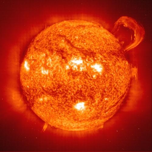 Badai Matahari